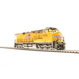 "Broadway Limited 2820 HO GE ES44AC/C45AH UP Version w/Sound DCC/Smoke Paragon3 Union Pacific #8096 ""Building America"""