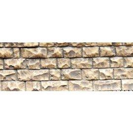 Chooch Enterprises Chooch 8260 Flexible Small Cut Stone Wall HO/N