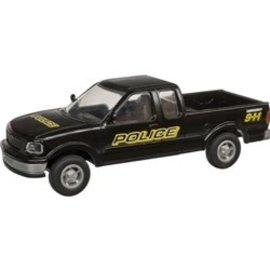 Atlas 60000105 FORD® F-150 PICKUP TRUCK POLICE 911 HO
