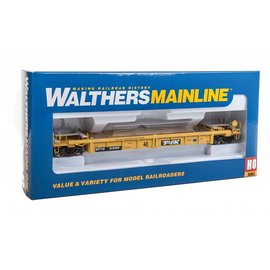 Walthers 5603 Thrall Rebuilt 40' Well Car HO