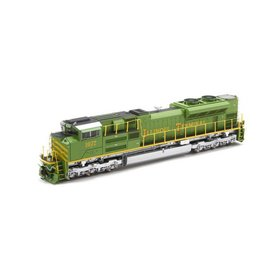 Athearn Genesis 69263 SD70ACe, NS/IT Heritage #1072 HO