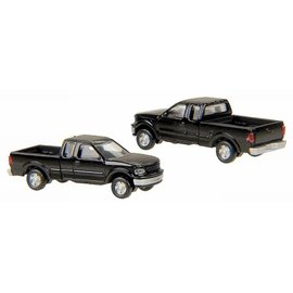 Atlas 2941 Ford F150 Pickup, Black (2) N