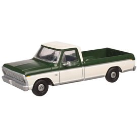 Atlas 60000094 1973 Ford F-100 Pickup Truck 2-Pack - Assembled N