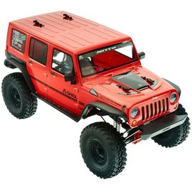 Axial 90060 SCX10 II 2017 Jeep Wrangler Unlimited CRC