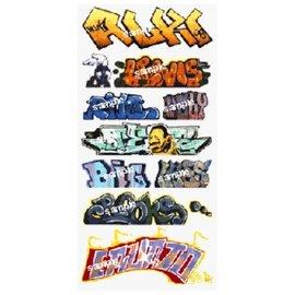 BLAIR LINE 2245 Graffiti, Mega Set HO