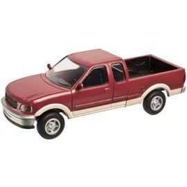 Atlas 2948 Ford F150 P/U, Red/Tan (2) N