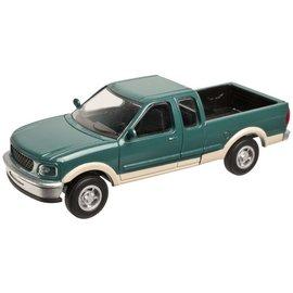 Atlas 2947 Ford F150 Pickup, Grn/Tan (2