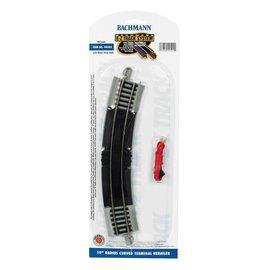 "Bachmann 44502 18"" Rerailer N/S E-Z Track HO"