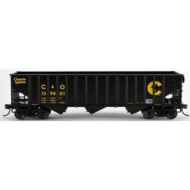 Bowser 41806 70-Ton 14-Panel Hopper, CHSY/C&O #139801 HO