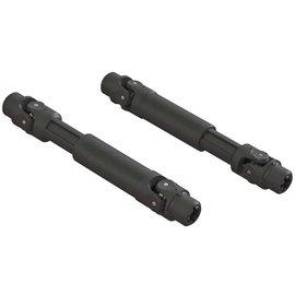 Arrma 310864 Composite Rear Slider Driveshaft Set 4x4