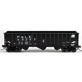 Bowser 41839 70-Ton 14-Panel Hopper, P&LE #69257