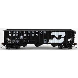 Bowser 41796 70 Ton 14 Panel Hopper Car RTR #514001 HO