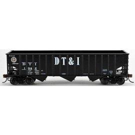 Bowser 41831 70-Ton 14-Panel Hopper, DT&I #1975 HO