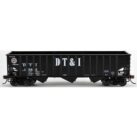 Bowser 41830 70-Ton 14-Panel Hopper, DT&I #1953 HO