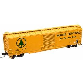 Atlas 38958 TM 50' Single Door Box Maine Central 9199 N