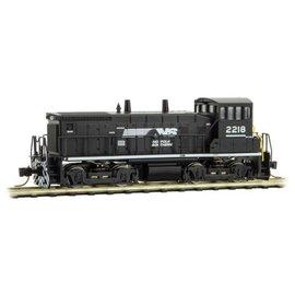 Micro Train Line 98600151 SW1500 powered locomotive N