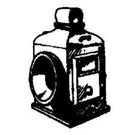 Cal Scale 305 Steam Loco Headlight (Brass Castings) HO