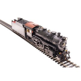 Broadway Limited Imports 2837 PRR H10s 2-8-0, #8259, w/ 90F82 Short Tender (Lines East), Paragon2 Sound/DC/DCC, HO