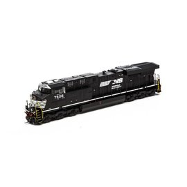 Athearn Genesis 83022 ES40DC, NS #7506 HO