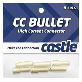 Castle Creations CCBUL4X3 4mm Bullet Conn 16G/13G 75A (3)