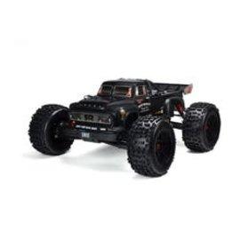 Arrma 406147 1/8 Notorious Outcast 6S BLX Black