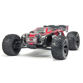 Arrma AR106029 2018 1/8 Kraton 6S 4WD Buggy RTR Blk/Red