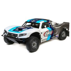 Losi 05014T1 1/5 5IVE-T 2.0 4wd SCT Gas BND: Grey/Blue/White