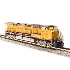 Broadway Limited Imports 3753 GE AC6000, UP #7562, Yellow & Gray Scheme, Paragon3 Sound/DC/DCC, N