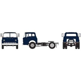 Athearn 2703 RTR Ford C Tractor, Blue HO