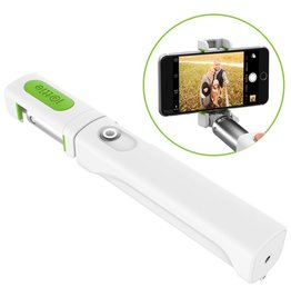 IOTTIE IOTTIE BLUETOOTH SELFIE STICK - WHITE