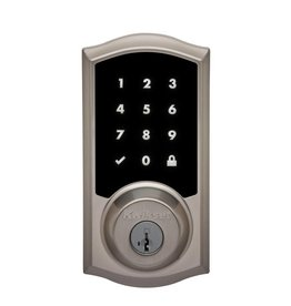 KWIKSET Kwikset Premis Lock - Satin Nickel