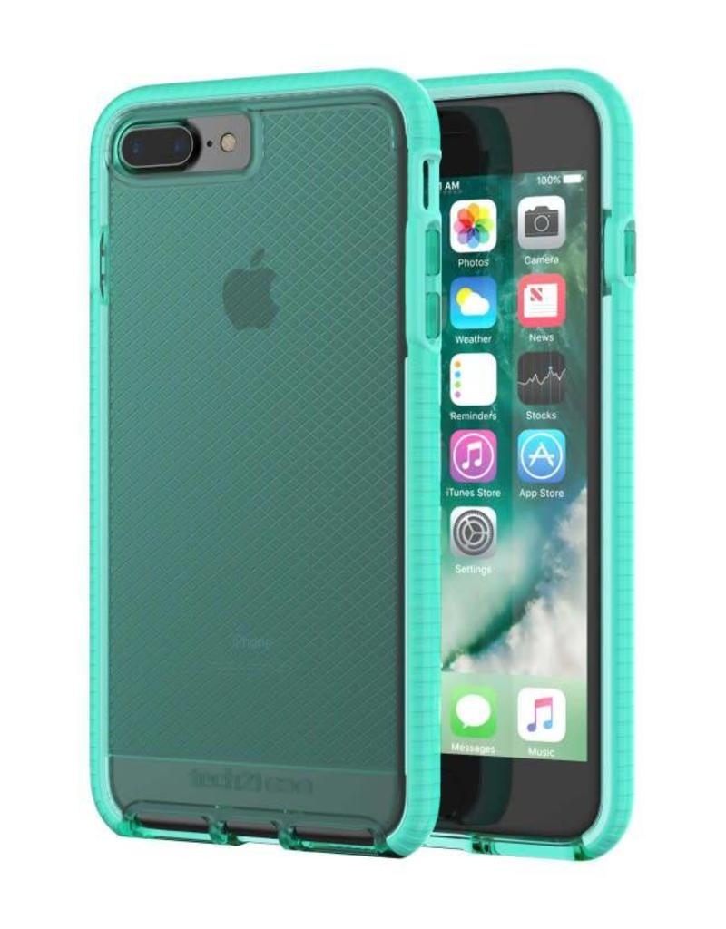 Tech21 Tech21 Evo Check for iPhone 7/8 Plus - Aqua