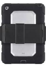 """Griffin Griffin Survivor All-Terrain Rugged Case New iPad 9.7"""" - Black/Black"""