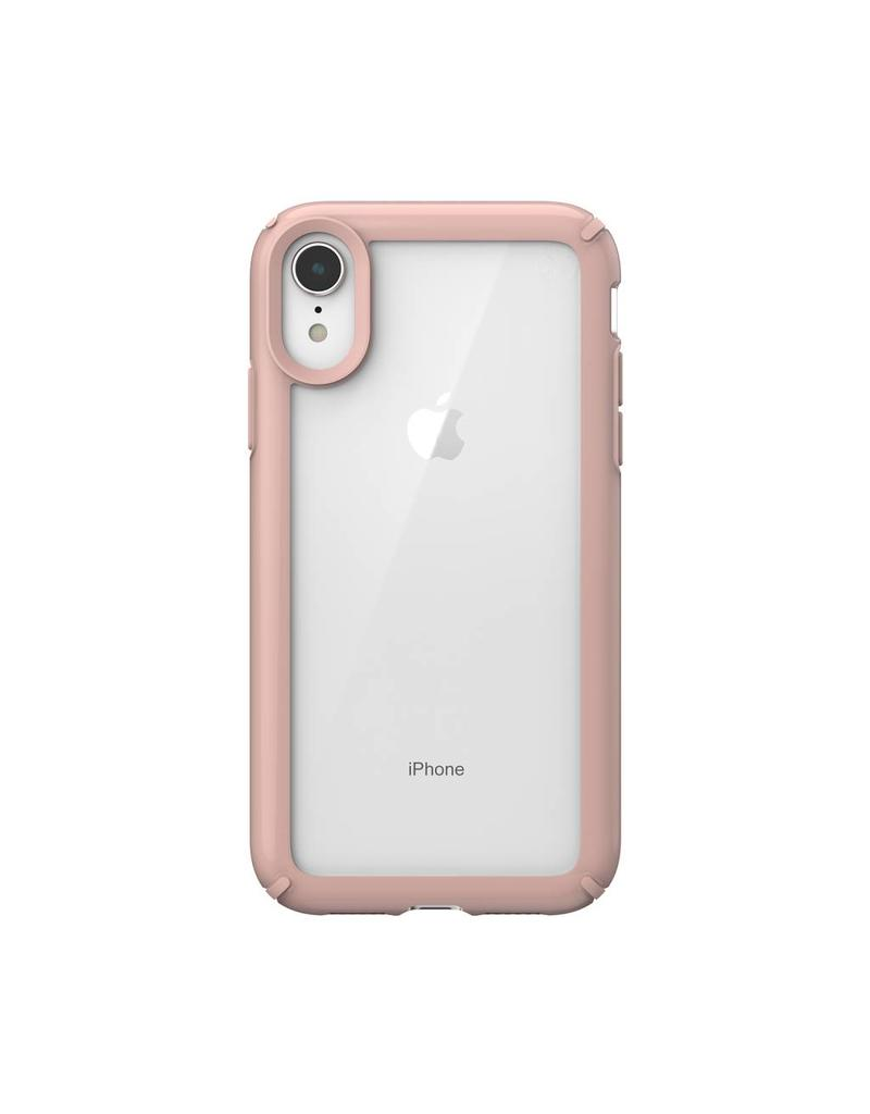 timeless design 2a998 78972 Speck Speck Presidio Show iPhone XR - Clear/Rose Gold