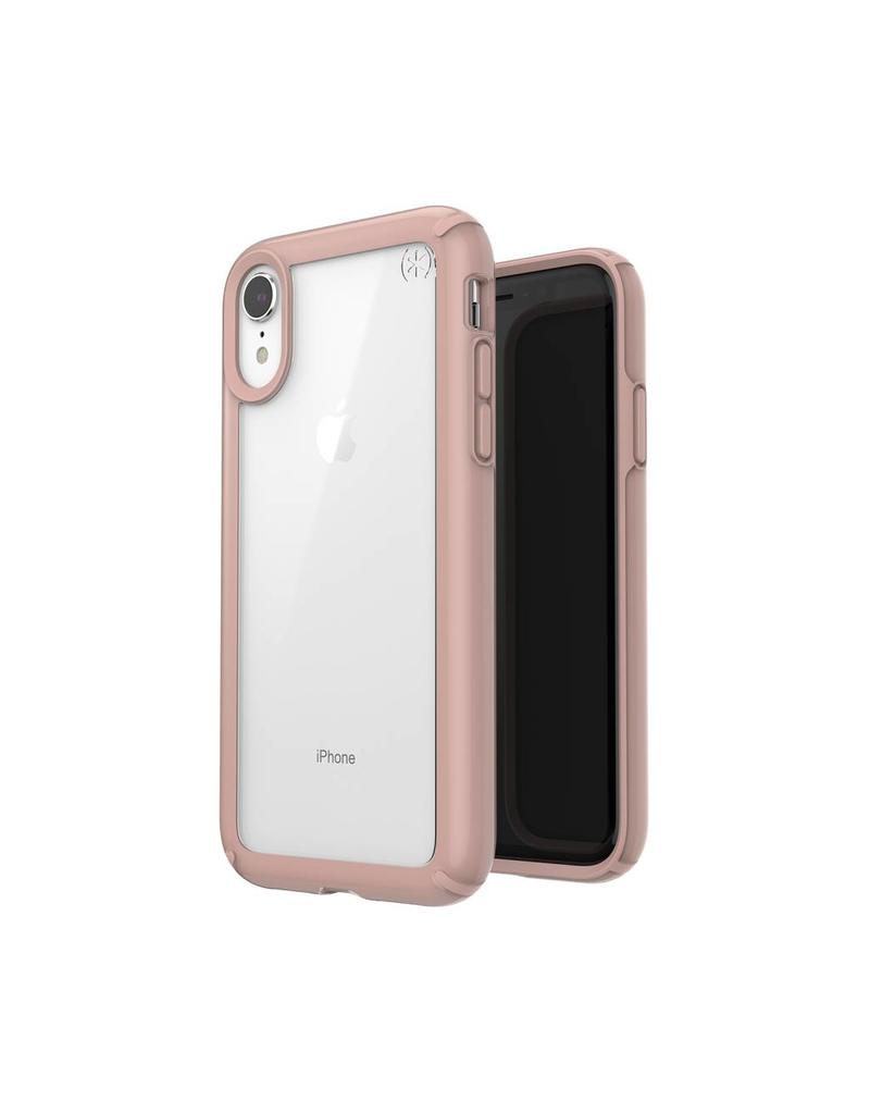 Speck Speck Presidio Show iPhone XR - Clear/Rose Gold