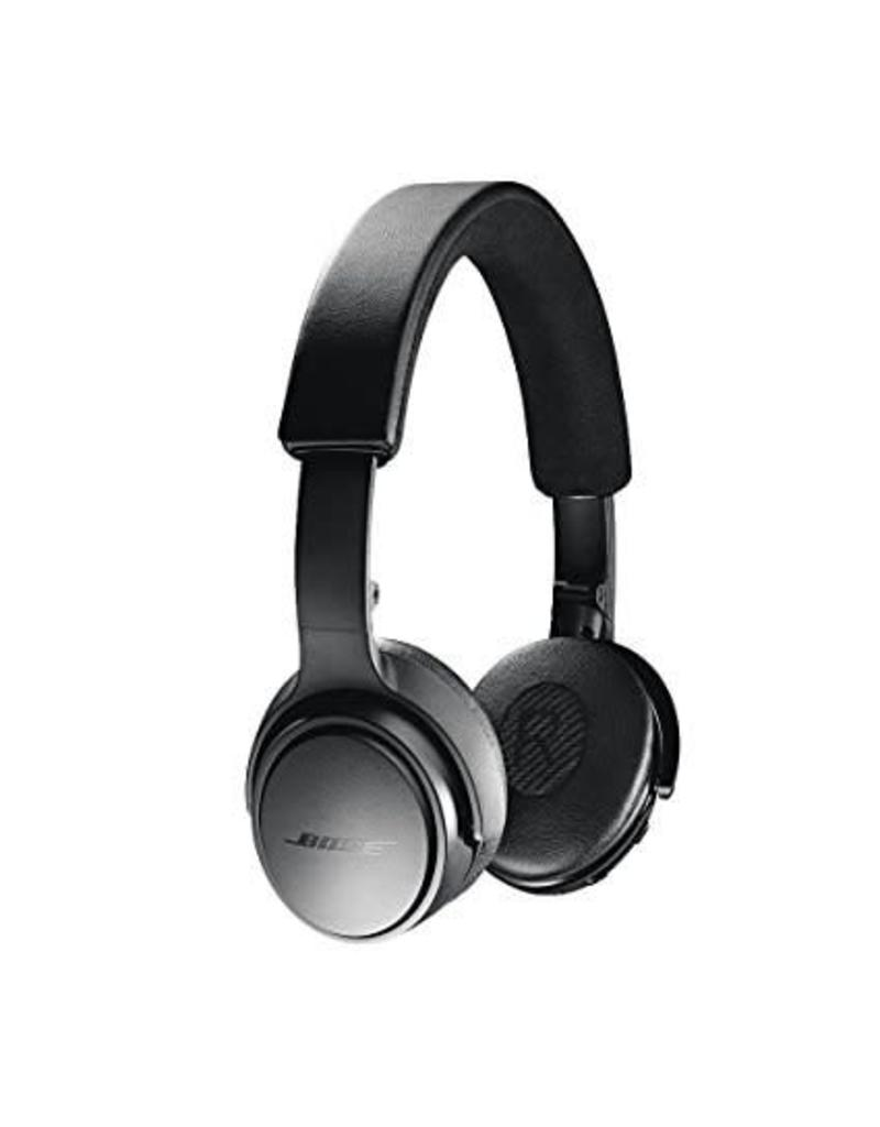 BOSE BOSE SOUNDLINK ON EAR HEADPHONES TRIPLE BLACK LIMITED EDITION