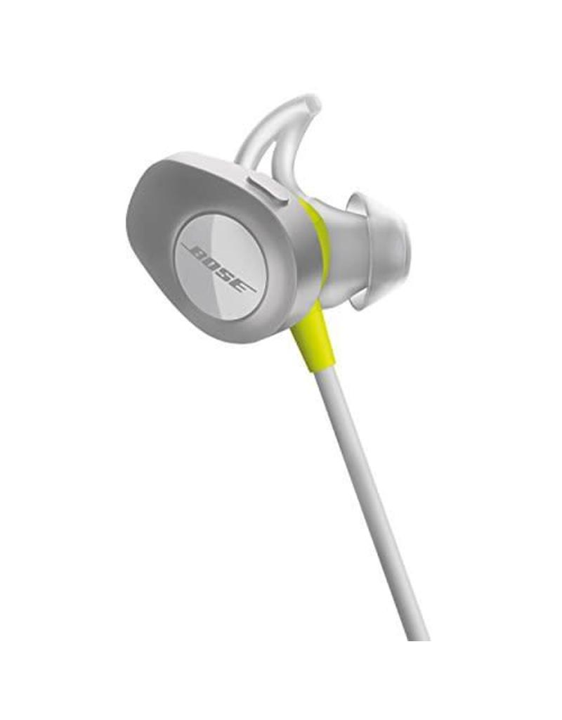 BOSE BOSE SOUNDSPORT WIRELESS HEADPHONES - CITRON