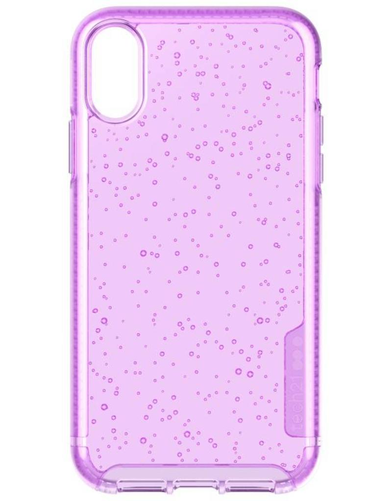 Tech21 Tech21 Pure Soda for iPhone XR - Orchid