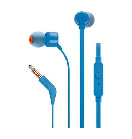 JBL JBL Tune 110 In-Ear Headphones (Blue)