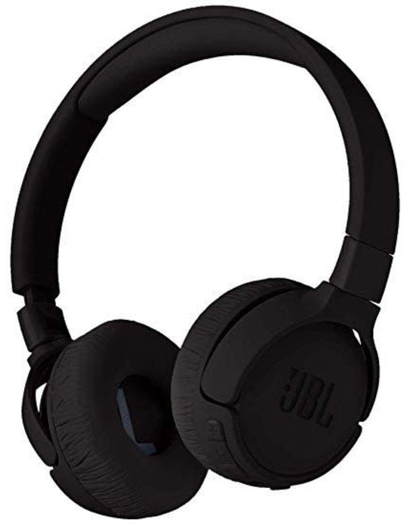 3b52a247d49 JBL JBL TUNE 600BTNC Wireless On-Ear Headphones with Active Noise  Cancellation BLACK