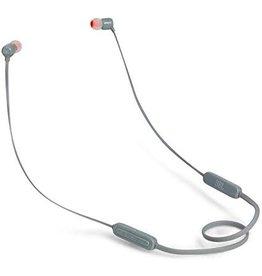 JBL JBL Tune 110BT In-Ear Wireless Headphones (Gray)