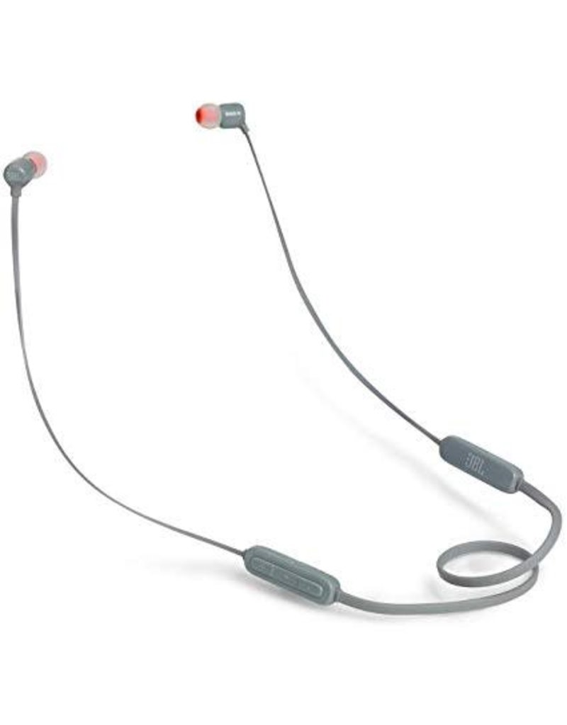 JBL JBL Tune 110BT In-Ear Wireless Headphones (Gray)