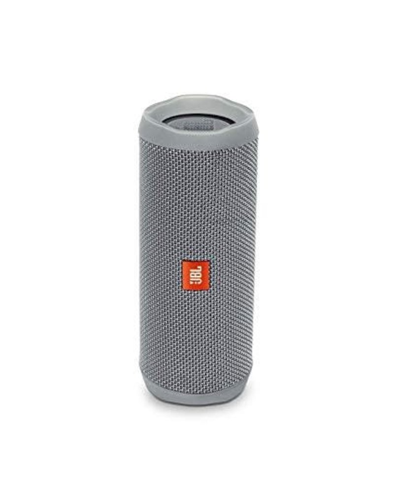 JBL JBL FLIP 4 PORTABLE  BLUETOOTH SPEAKER GRAY