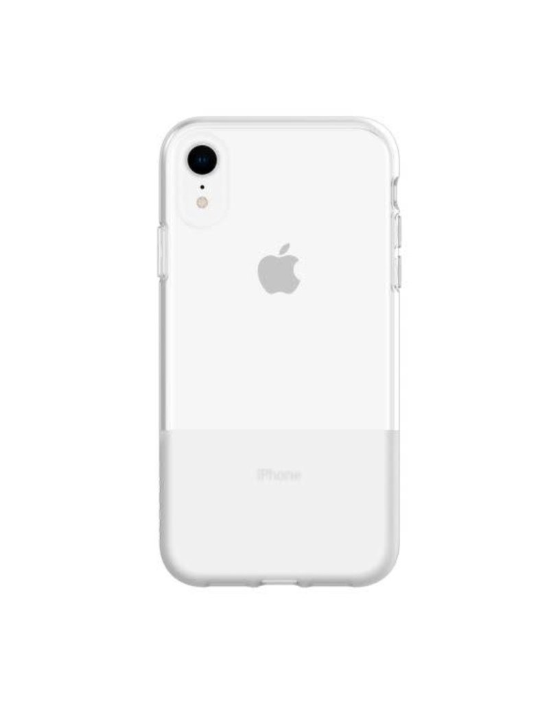 new styles 48ec0 55ed6 Incipio Incipio NGP Flexible Shock Absorbent Case for iPhone XR (Clear)