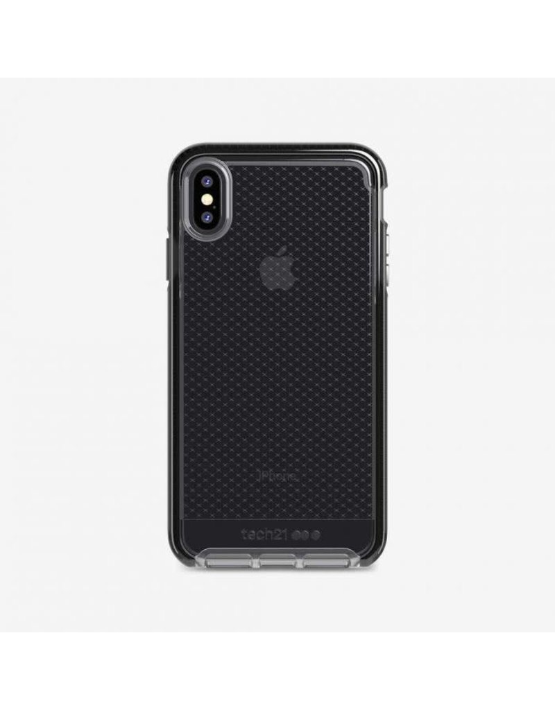 Tech21 Tech21 Evo Check for iPhone XS Max - Smokey/Black