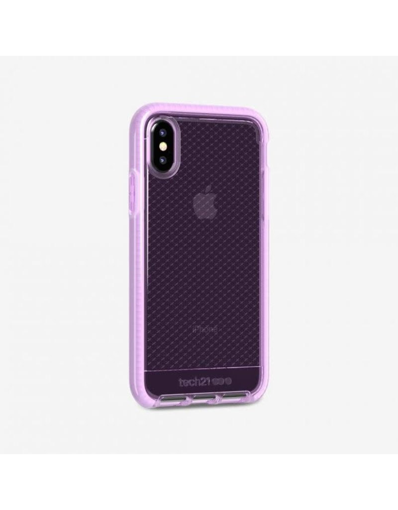 Tech21 Tech21 (Apple Exclusive) Evo Check for iPhone X/XS - Orchid