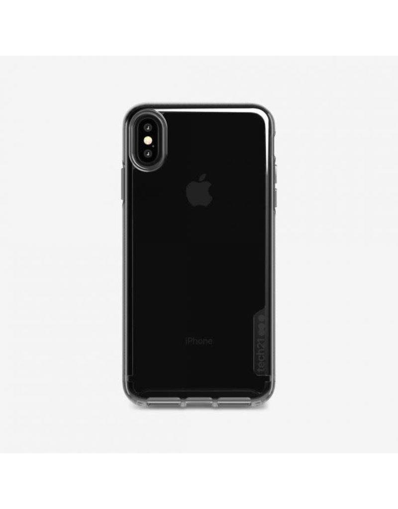 Tech21 Tech21 Pure Carbon for iPhone XS Max - Smoke