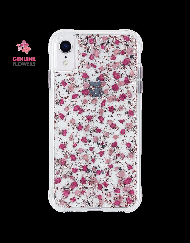 CASEMATE Case-Mate (Apple Exclusive) Karat Petals Case for iPhone XR Ditsy Flow