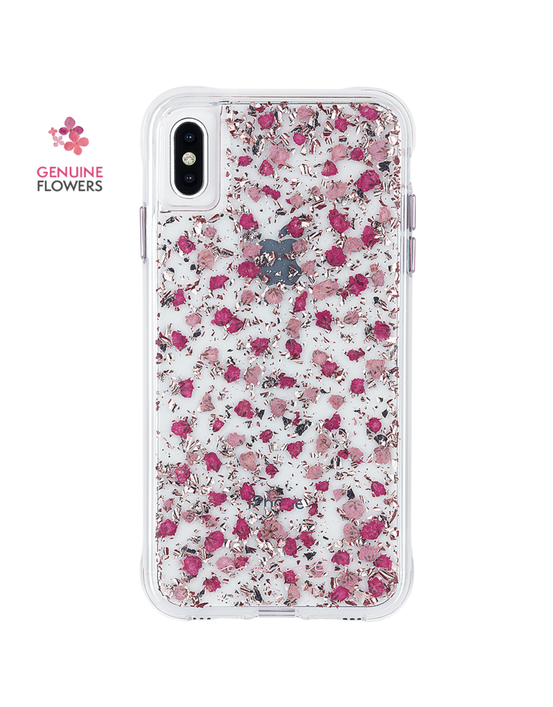 CASEMATE Case-Mate (Apple Exclusive) Karat Petals Case for iPhone XS Max Ditsy Flower