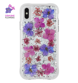 CASEMATE Case-Mate (Apple Exclusive) Karat Petals Case for iPhone XS Max Purple